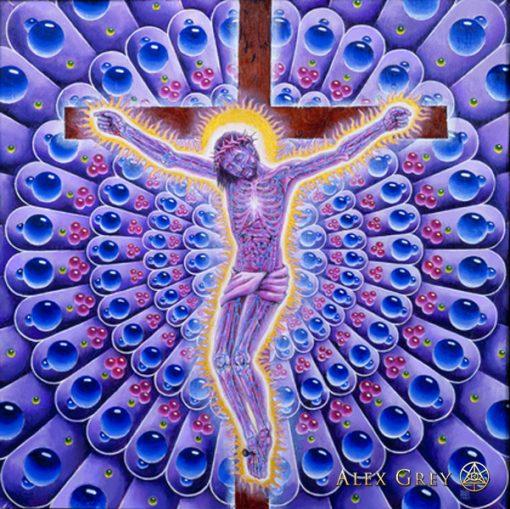 Purple Jesus
